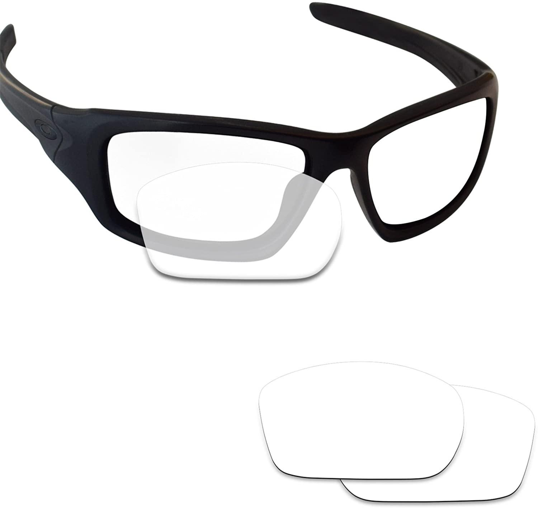 Fiskr Replacement Lenses for Oakley Valve Sunglasses - Various Colors