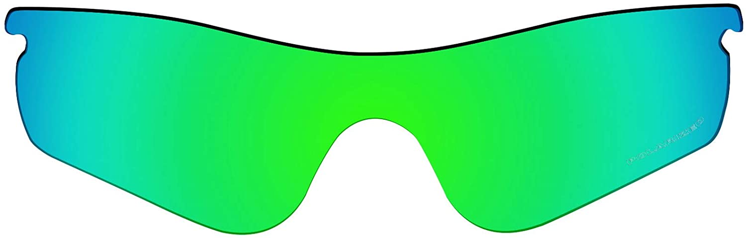 OOWLIT Replacement Lenses Compatible with Oakley RadarLock Path Sunglass