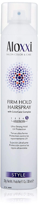 ALOXXI Firm Hold Hairspray, 9.1 oz