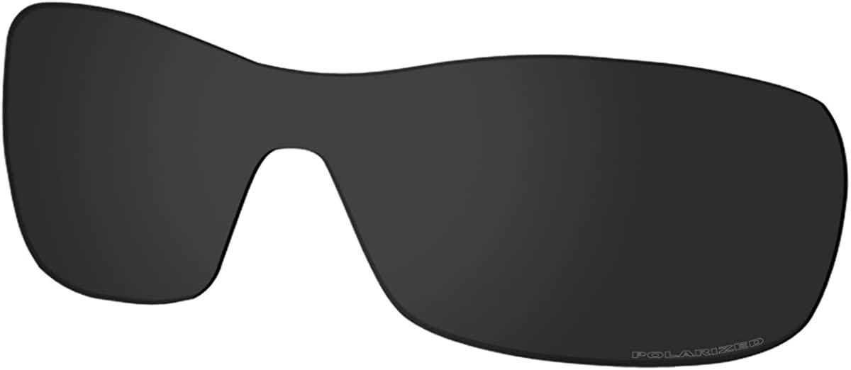 Saucer Premium Replacement Lenses for Oakley Antix OO9077 Sunglasses