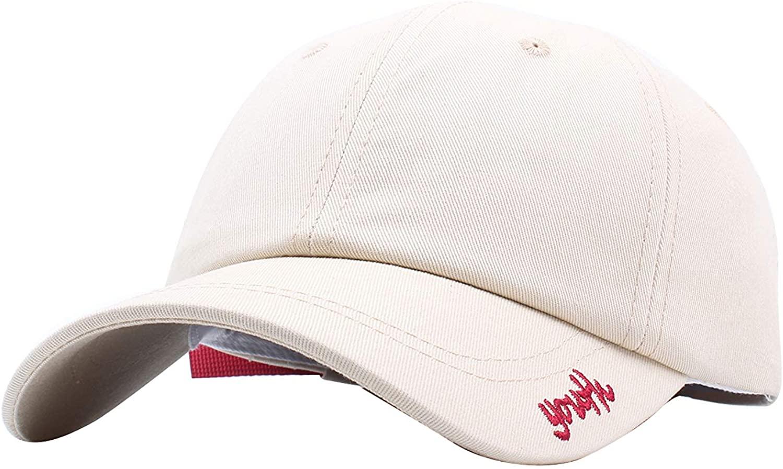 Zeelink Baseball Hats Caps for Men Women Distressed Adjustable Cotton Dad Hat