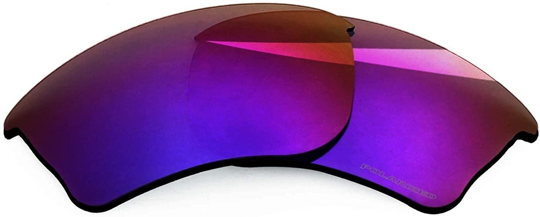 BlazerBuck Anti-salt Polarized Replacement Lenses for Oakley Half Jacket XLJ