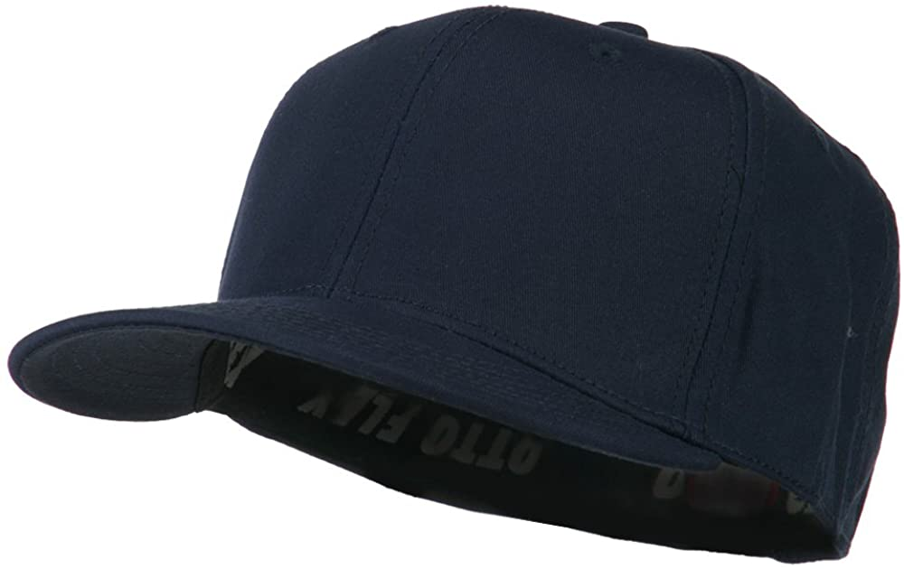 Flexible Fit Cotton Cap - Navy