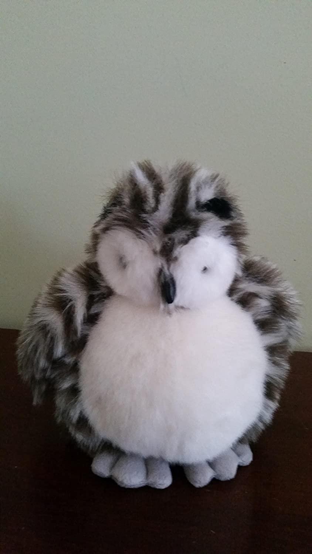 Unipak Owl Plush Toy Plumpee 9