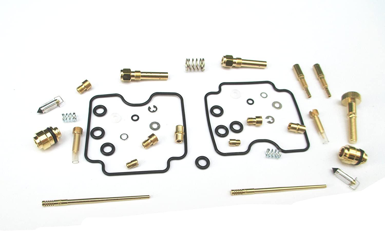 New Carburetor Rebuild Repair Kit For Yamaha RAPTOR 660R YFM660R 2001-2005