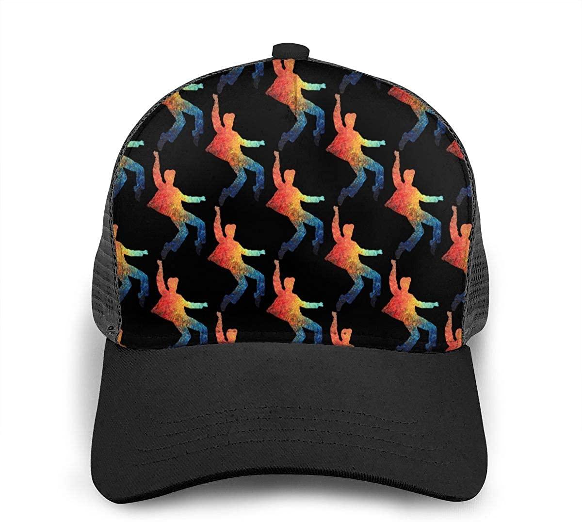 Mesh Cap United statbs Trucker Hats Baseball Cap Breathable Adjustable for Men Women