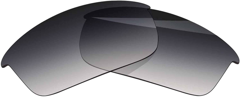 BlazerBuck Anti-salt Polarized Replacement Lenses for Oakley Bottle Rocket OO9164