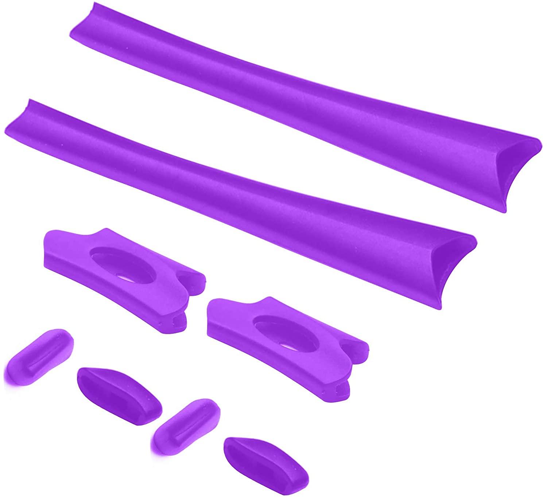 Replacement Earsocks & Nosepieces Rubber Kits for Oakley Flak Jacket XLJ