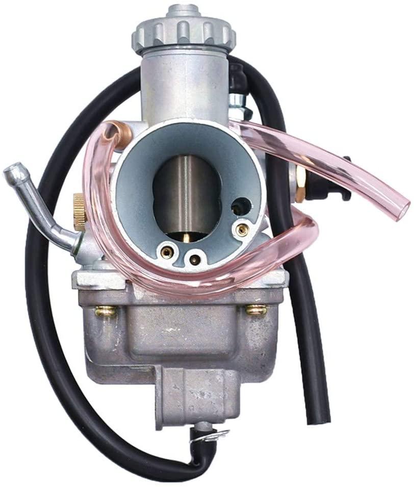 Carbman 13200-19B01 Carburetor FOR Suzuki 1987-89 LT-4WD Quad Runner 13200-19B02-000 13200-19B02 13200-19B01,19B00 13200-19BZ0
