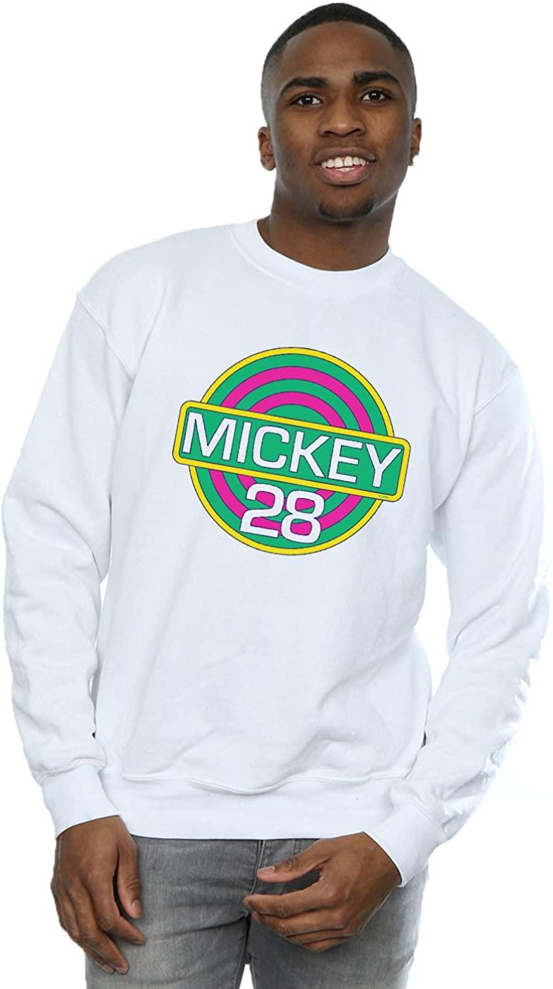 Disney Men's Mickey Mouse Mickey 28 Sweatshirt