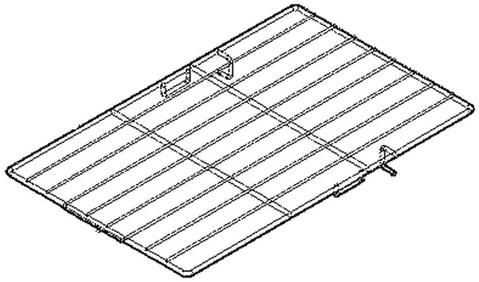 LG MHL61848504 Refrigerator Freezer Wire Shelf Genuine Original Equipment Manufacturer (OEM) Part