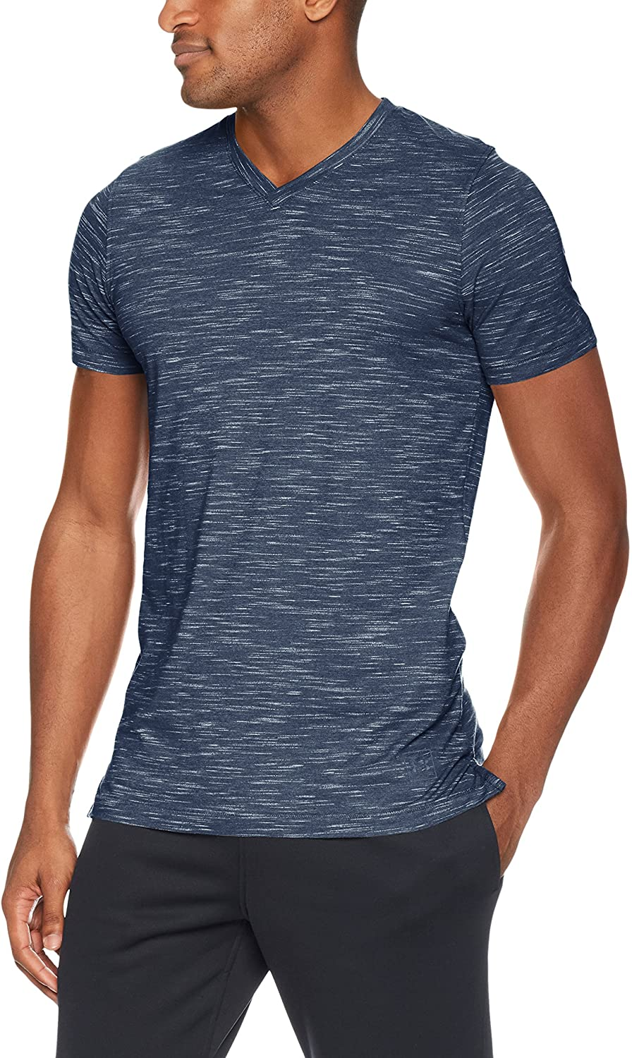 Under Armour Men's Sportstyle core v Neck tee