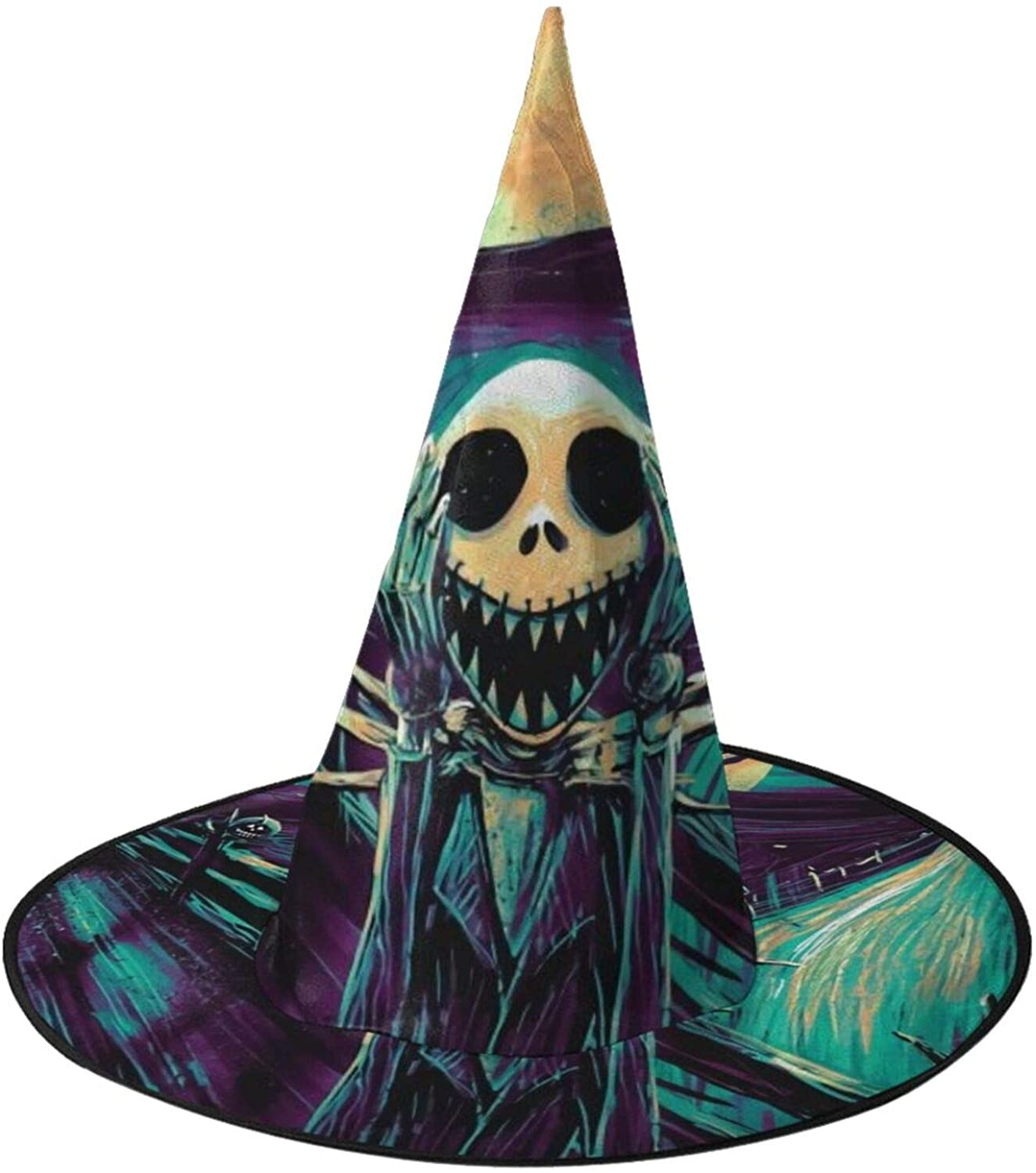 The Scream Before Christmas Halloween Witch Hats for Costume Dress Party Carnivals Decorations Favor
