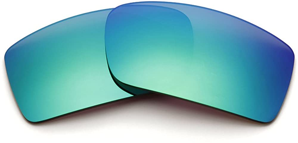 OKAYNIS OO9014 Polarized Replacement Sunglasses Lenses for Oakley Gascan UV Protection