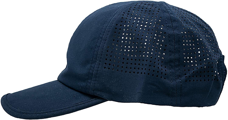 Funky Junque Womens Athletic Mesh Hat Performance Sport Running Baseball Cap
