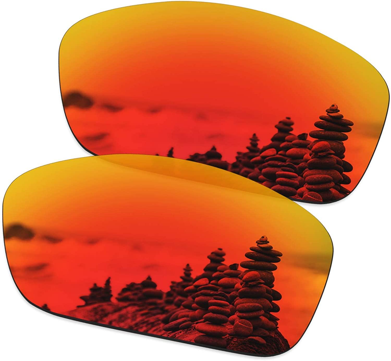 SmartVLT Men's Replacement Lenses for Oakley Canteen 2014 OO9225 Sunglass - 12 Options