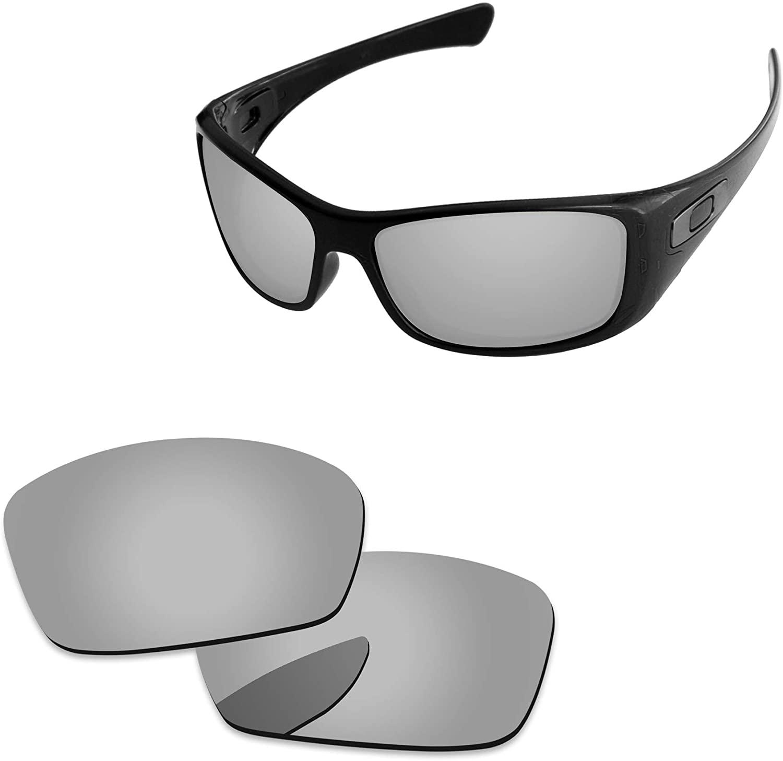 PapaViva Lenses Replacement for Oakley Hijinx OO9021