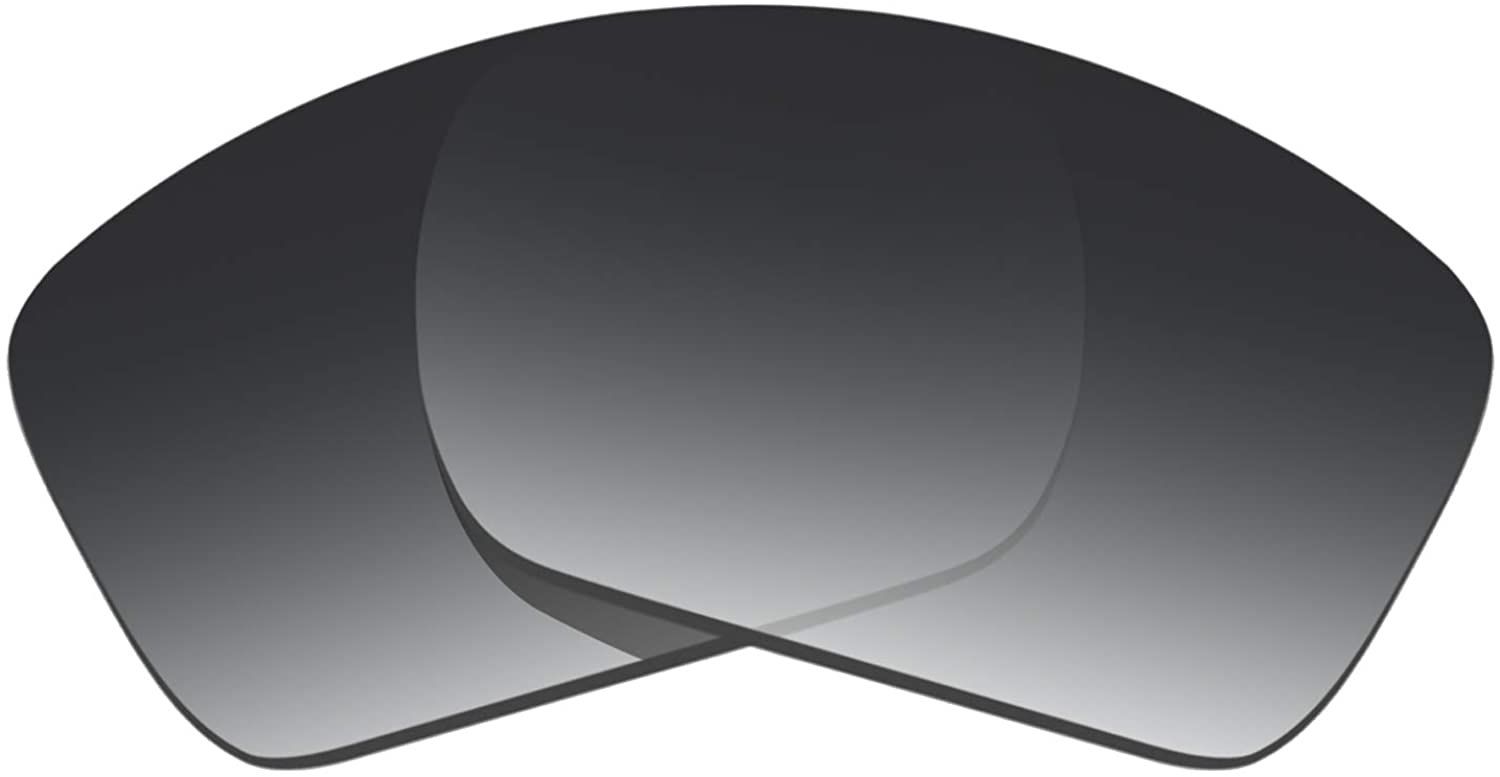Glintbay 100% Precise-Fit Replacement Sunglass Lenses for Oakley Big Taco OO9173