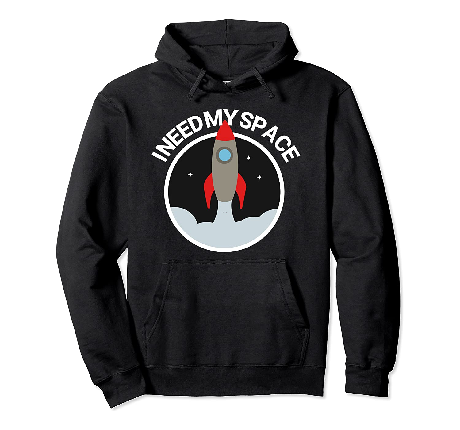 Funny I Need My Space Hoodie for Anti Social Shuttle Club
