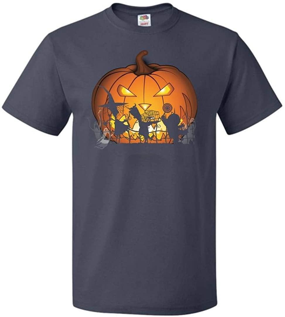 Hakuna Matata Halloween Unisex T-Shirt Adult Pop Culture Graphic Tee Nerdy Geeky Apparel