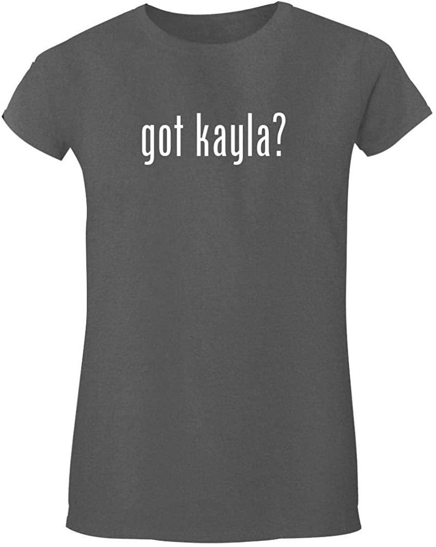 got kayla? - Soft Womens T-Shirt