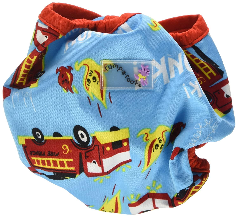 Rumparooz Newborn Cloth Diaper Cover Aplix, Ladder 6