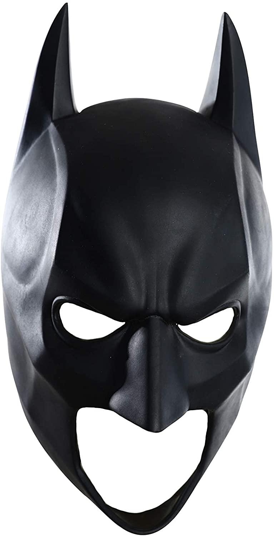 cossmile Batman Costume Cap Super Hero Full Batman Helmet for Halloween, Comic Con, Party, Masquerade