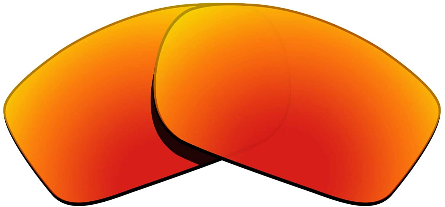 Glintbay 100% Precise-Fit Replacement Lenses for Oakley Valve New 2014 OO9236