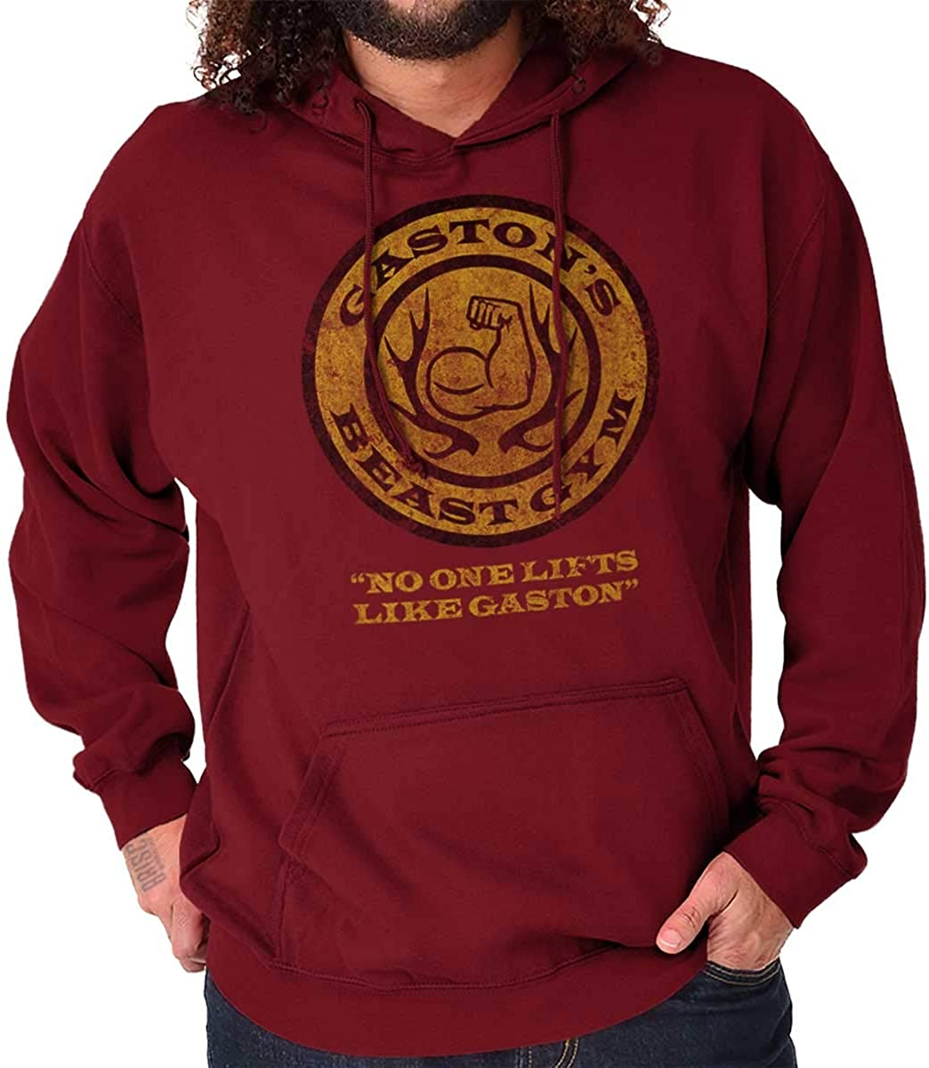 No One Lifts Like Gaston Beast Gym Hoodie for Men Or Women