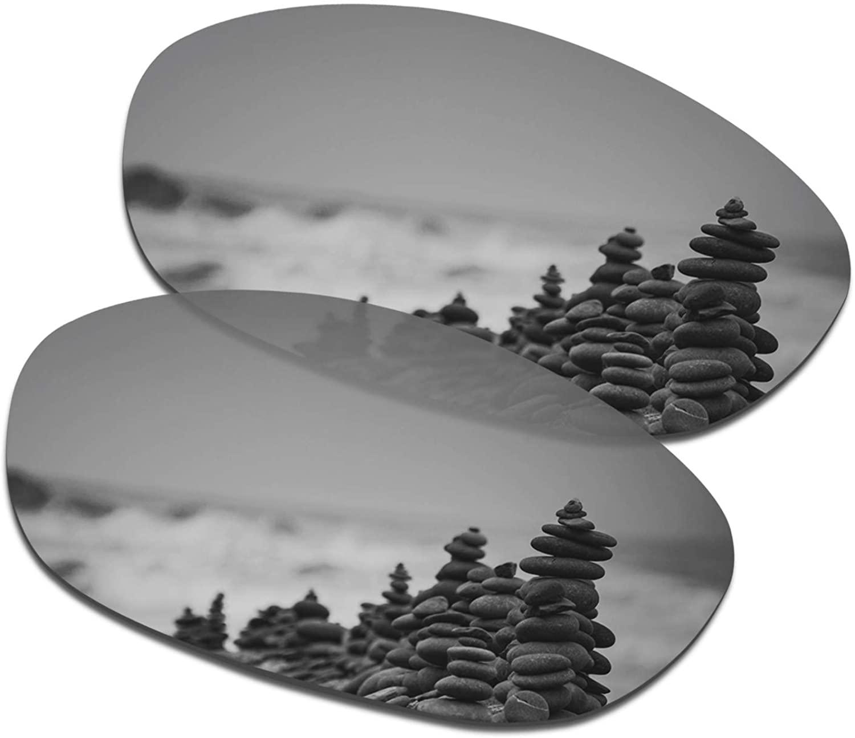 SmartVLT Men's Replacement Lenses for Oakley Fives 2.0 Sunglass - More Options