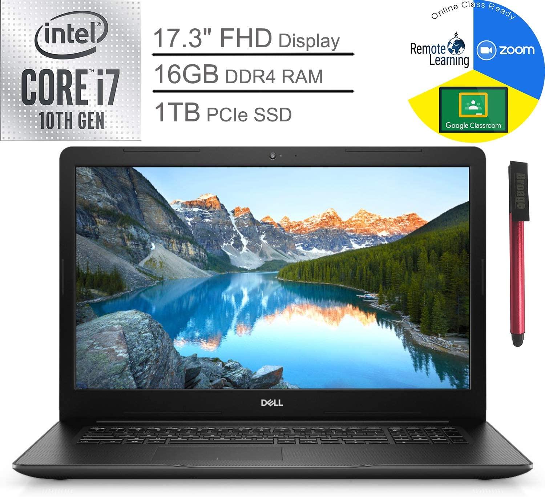 2020 Dell Inspiron 17 17.3