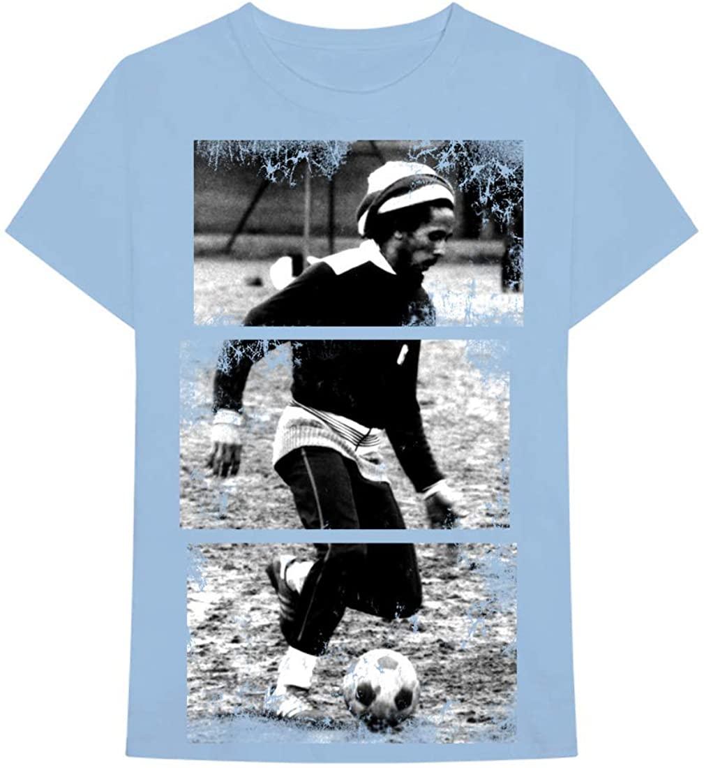Bob Marley- Soccer Youth T-Shirt