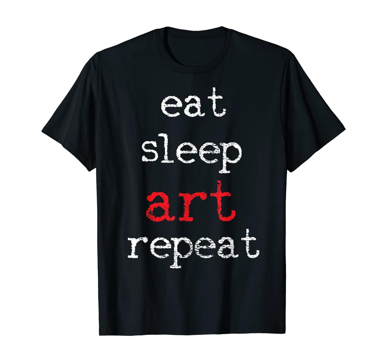Art Vintage T-Shirt