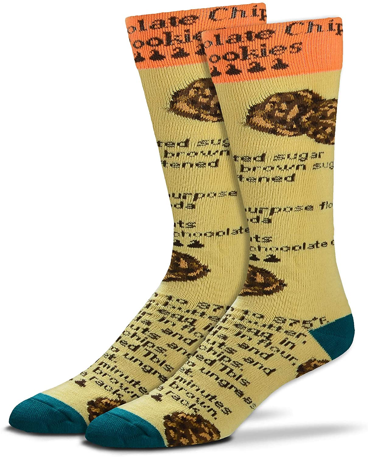 For Bare Feet-Smell My Feet-Mens & Womens Novelty Food Snacks Candy-Scented Socks- 1 Size Fits Most