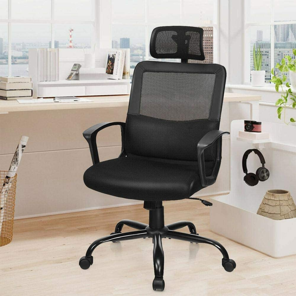 Gaming Chairs Computer PC Gaming Chairs Gaming Office Chair with Wide Seat, High and Wide Backrest
