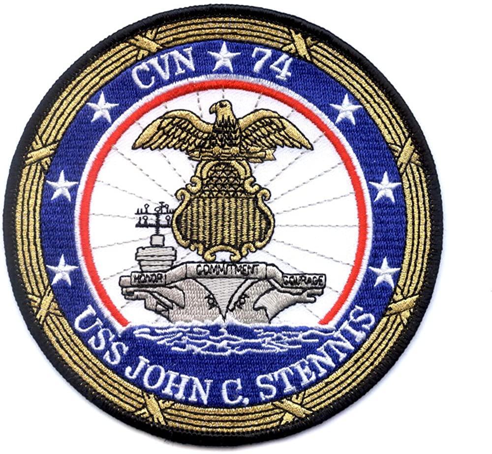 CVN-74 USS John C Stennis Patch