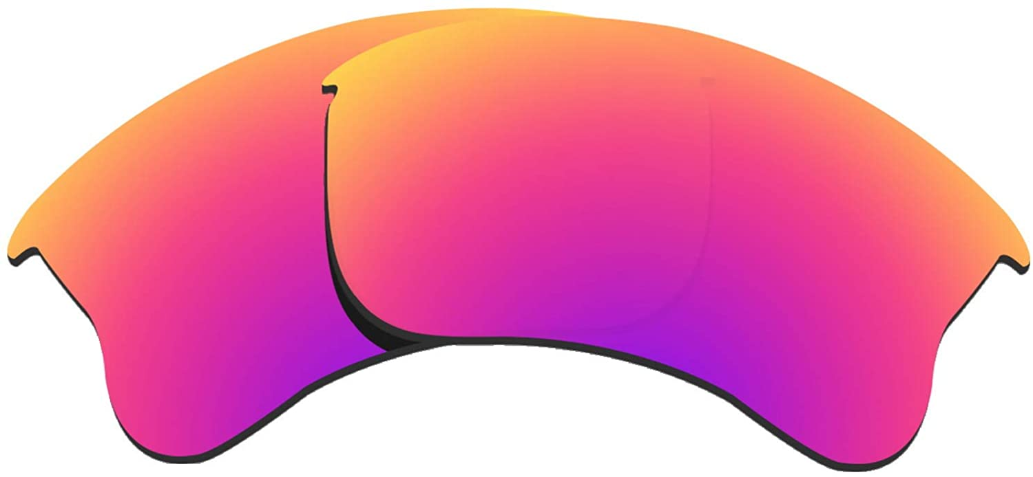 Glintbay 100% Precise-Fit Replacement Sunglass Lenses for Oakley Flak Jacket XLJ