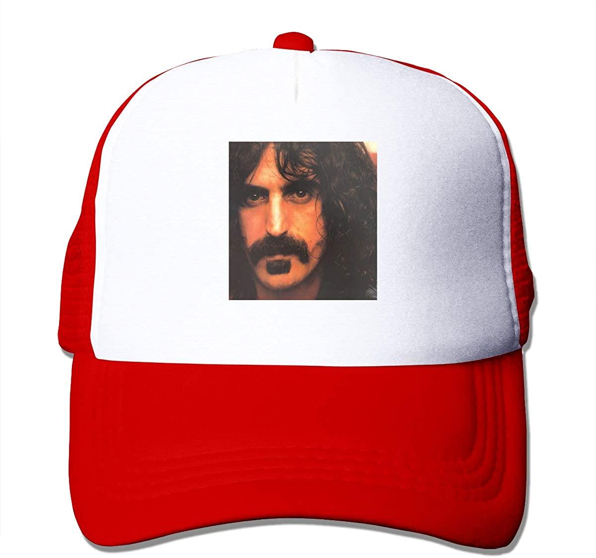 Wanjirong Unisex Baseball Caps Frank Zappa Men's Apostrophe Snapback Adjustable Sun Hat