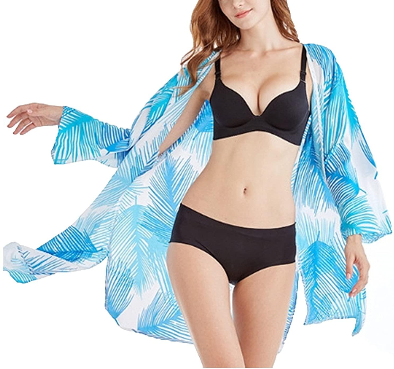 Wander Agio Bikini Coverup Swimsuit Bohemia Sunscreen Beach Cover Up for Women