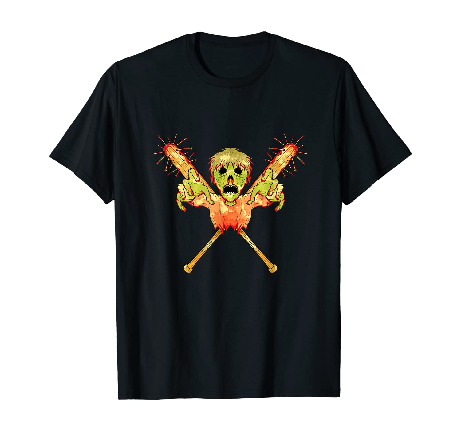 Zombie Gift Spooky Halloween T-Shirt