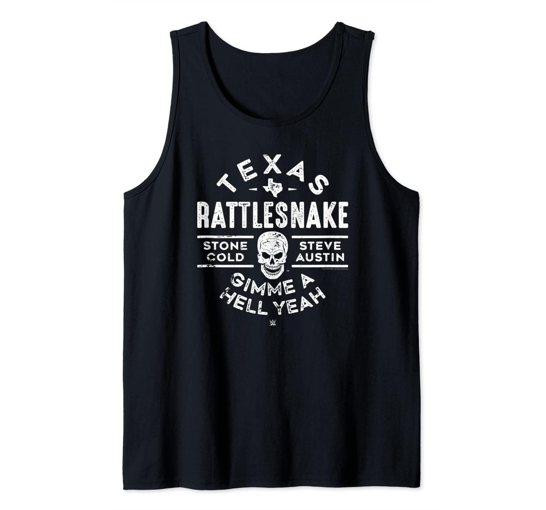 WWE Texas Rattlesnake Steve Austin Hell Yeah Tank Top