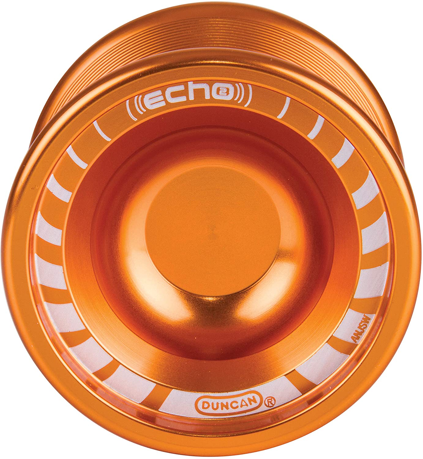 Duncan Toys Echo 2 Yo-Yo [Copper], Unresponsive Pro Level Yo-Yo, Concave Bearing