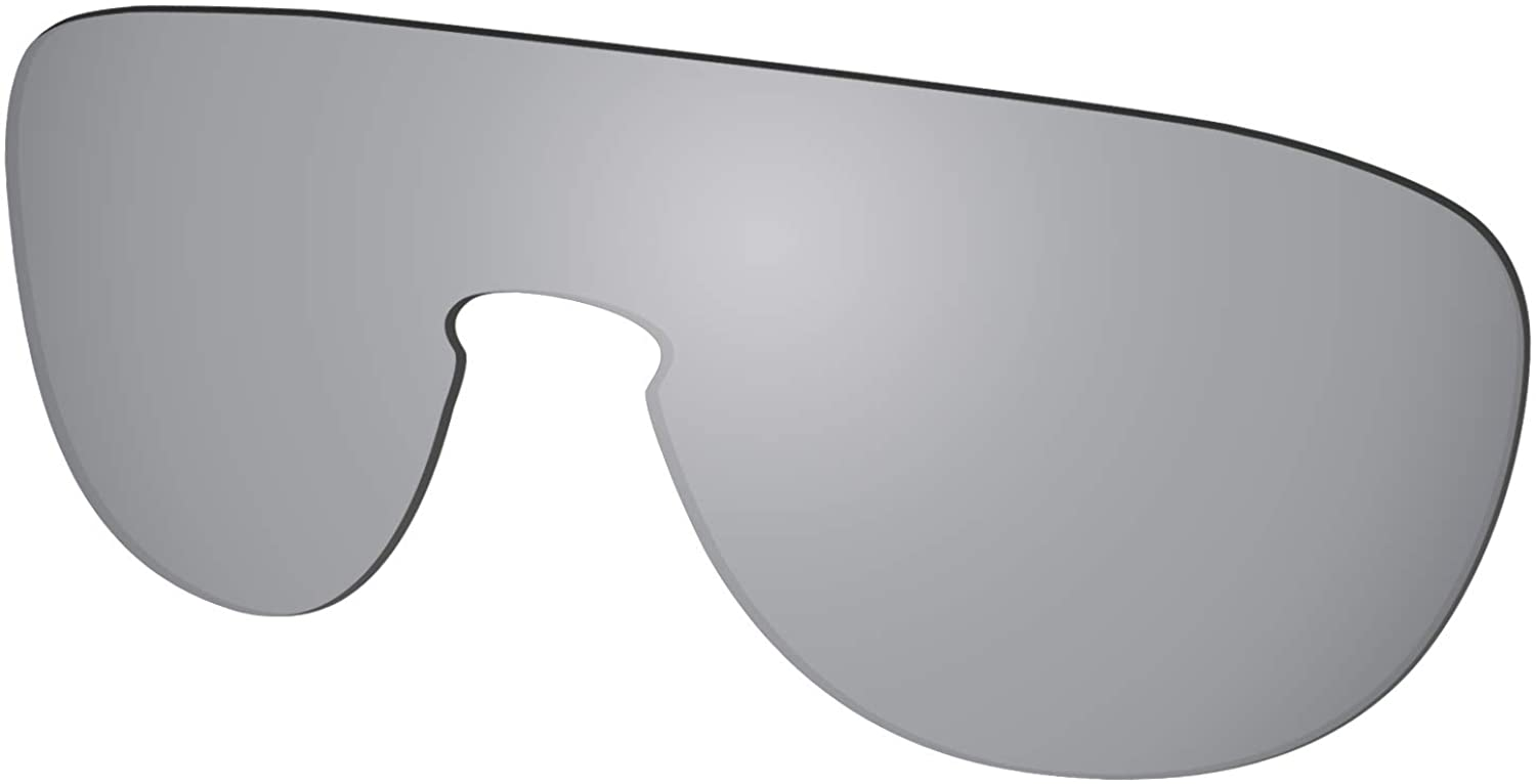 Predrox Trillbe Lenses Replacement for Oakley Sunglass OO9318 Polarized
