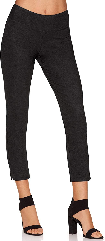 Boston Proper - Beyond Travel Pull On Crop Pants for Women - Wrinkle Resistant