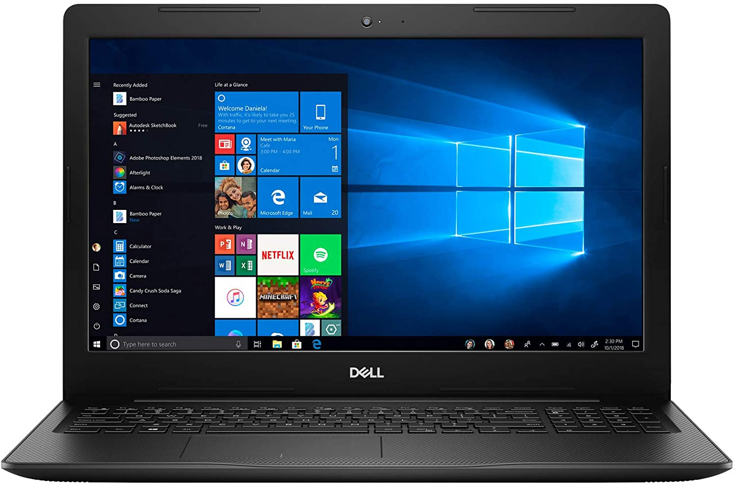 2020 Dell Inspiron 15 Laptop Computer_ 15.6
