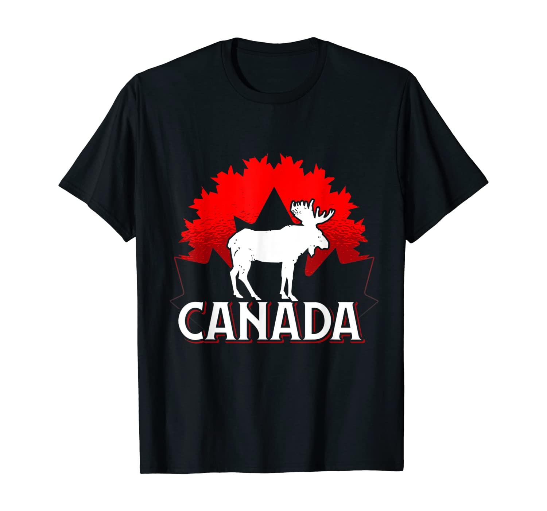 Canadian Moose Canada T-Shirt