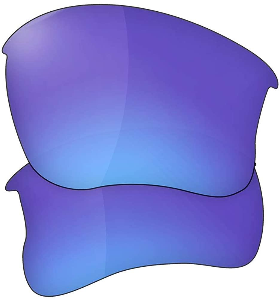 Shelios & Helios Polarized Replacement Lenses for Oakley Flak Jacket XLJ Sunglasses