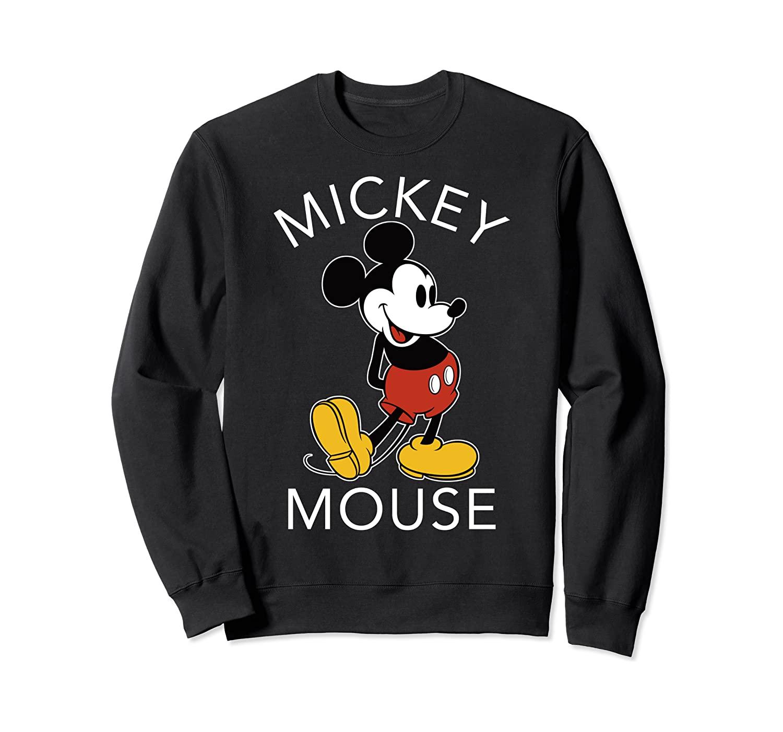 Disney Mickey Mouse Classic Portrait Sweatshirt