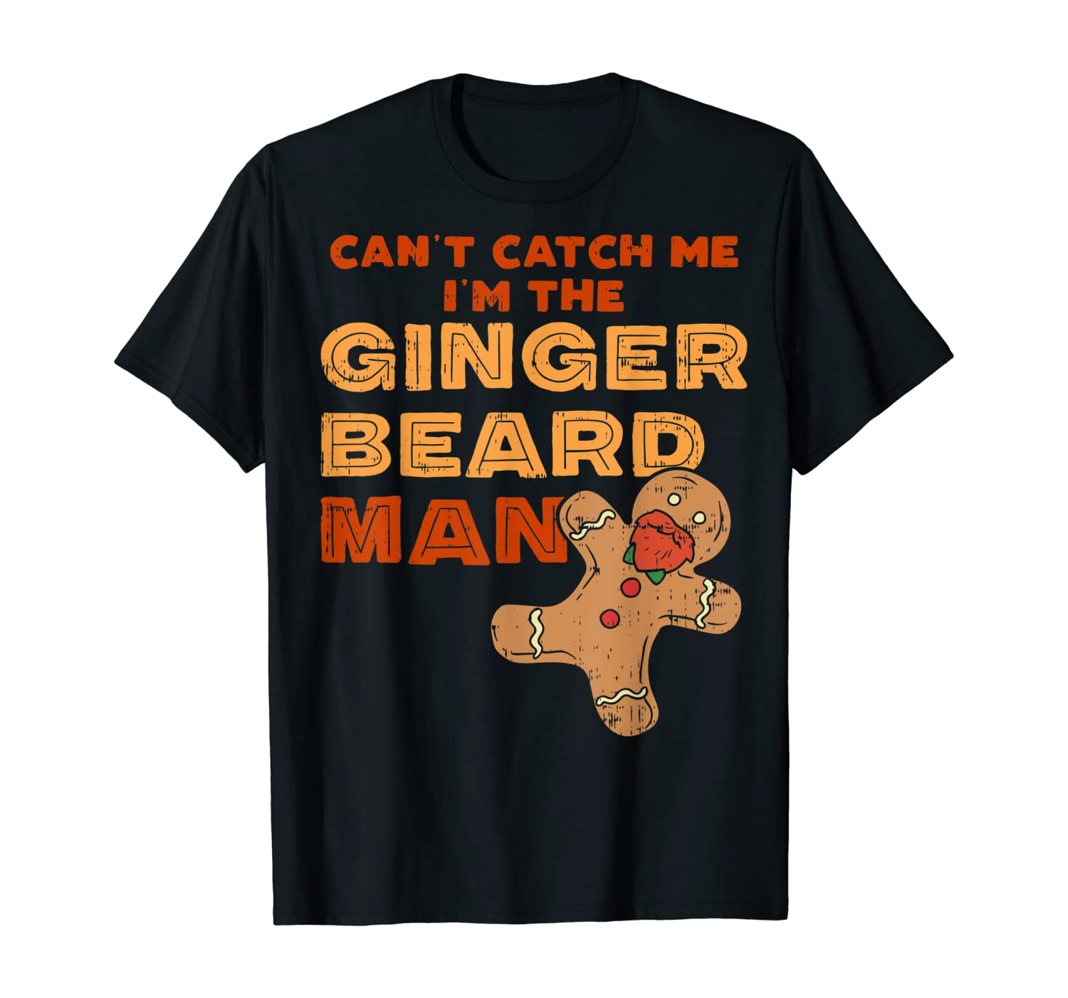 Ginger Beard Man, Funny Hipster Shirts, Chromosome 4 T-Shirt
