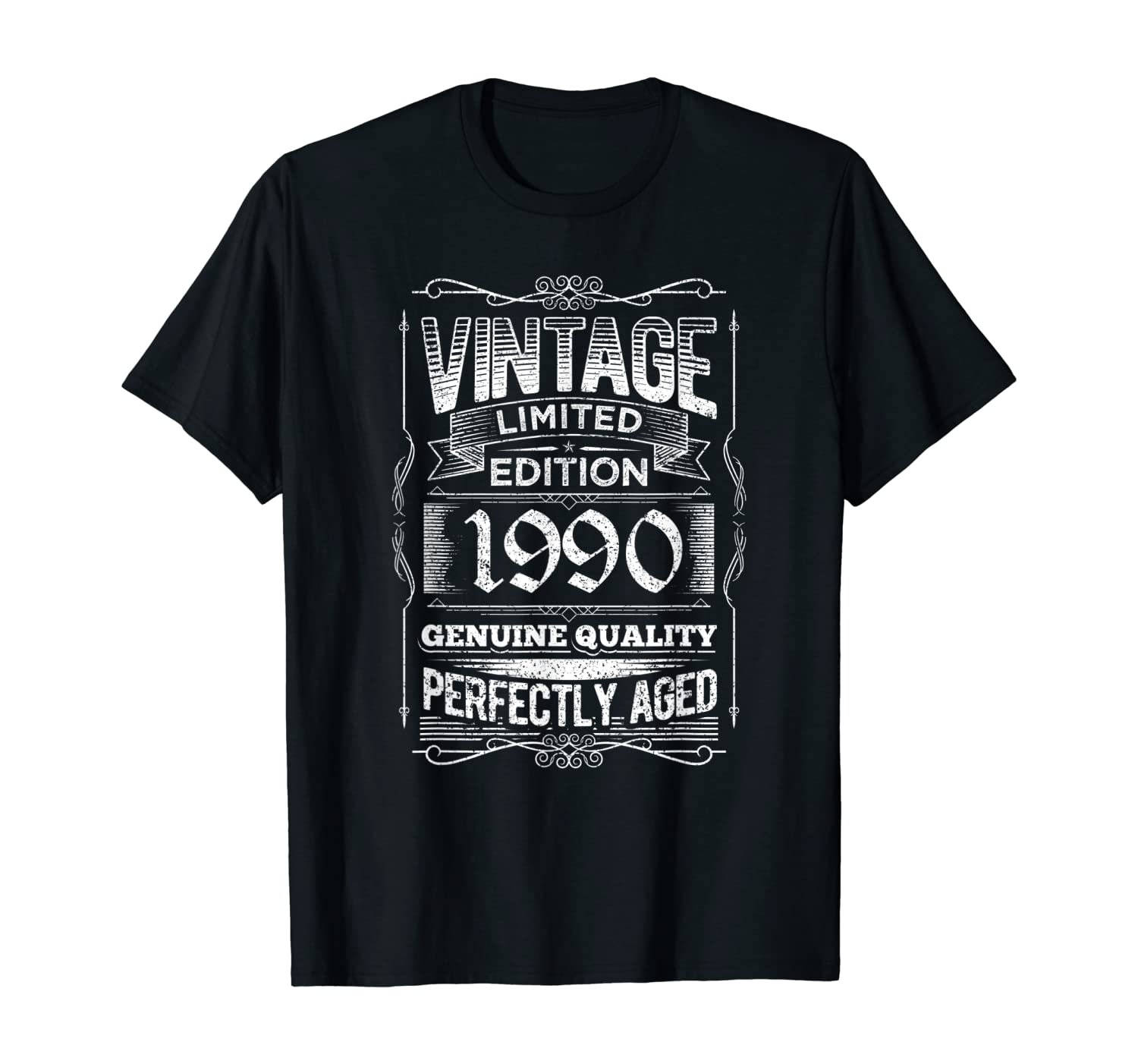 Vintage 1990 Limited Edition 30th Birthday Gift Men Women T-Shirt